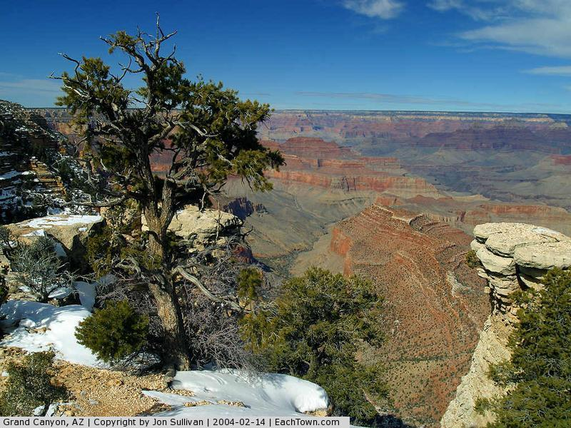 - The Grand Canyon