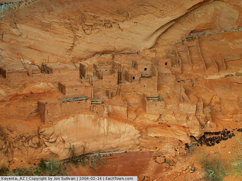 - Betatakin Cliff Dwellings at Navajo National Monument
