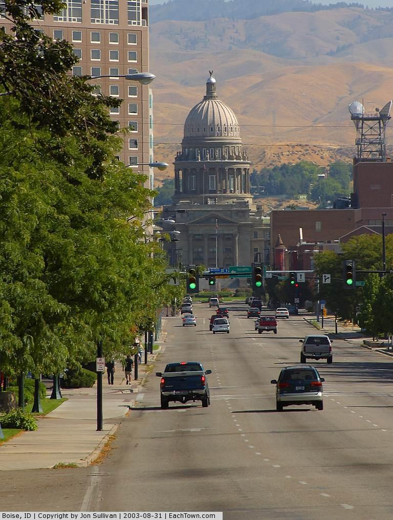- Idaho State Capitol