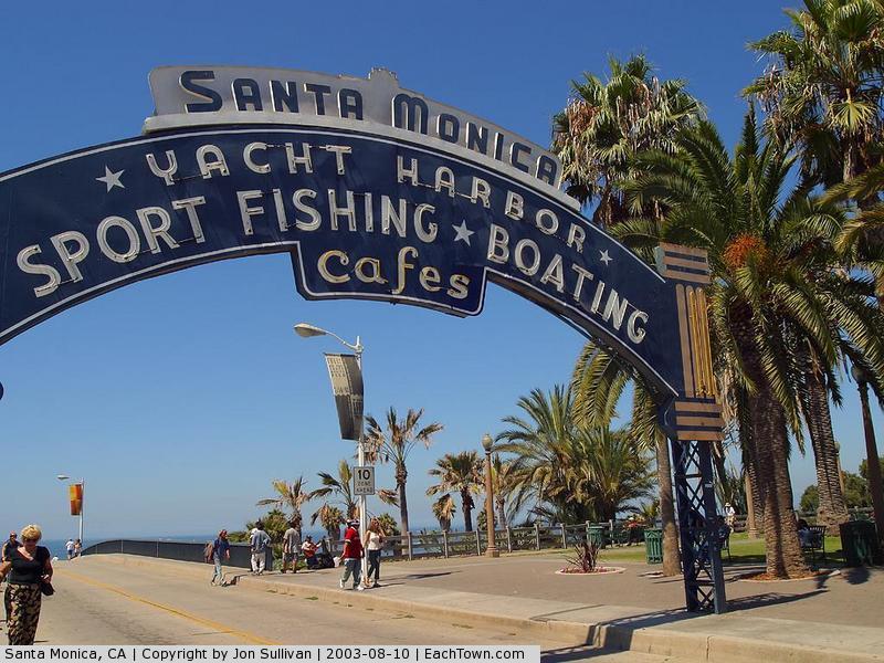 - Santa Monica Pier