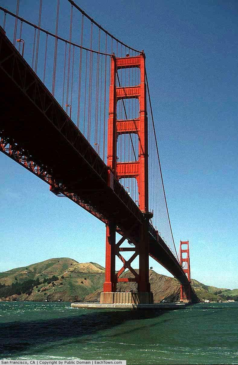 - Golden Gate Bridge