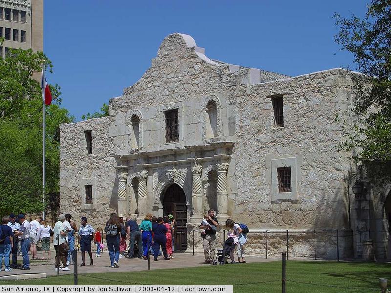 - The Alamo