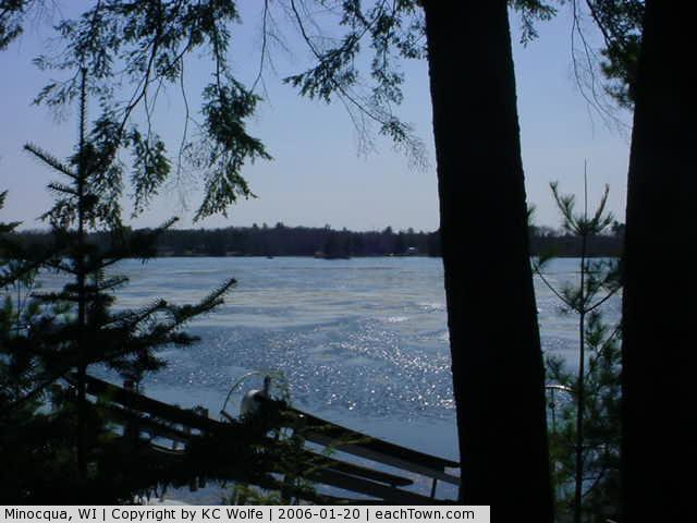 - Lake Minocqua, WI