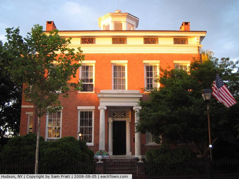 - Historic home on Warren Street, City of Hudson