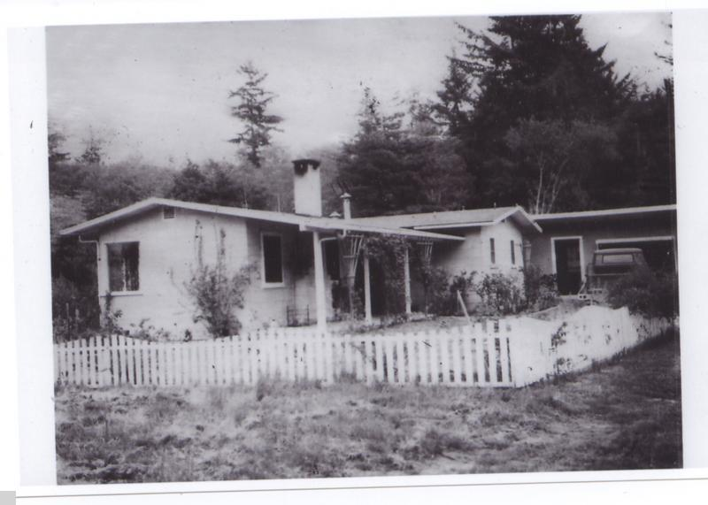 - Ralph Vance Home at extreme end of Mud Hen Rd., Fork to the right
