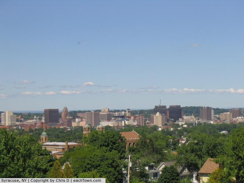 - Syracuse Skyline