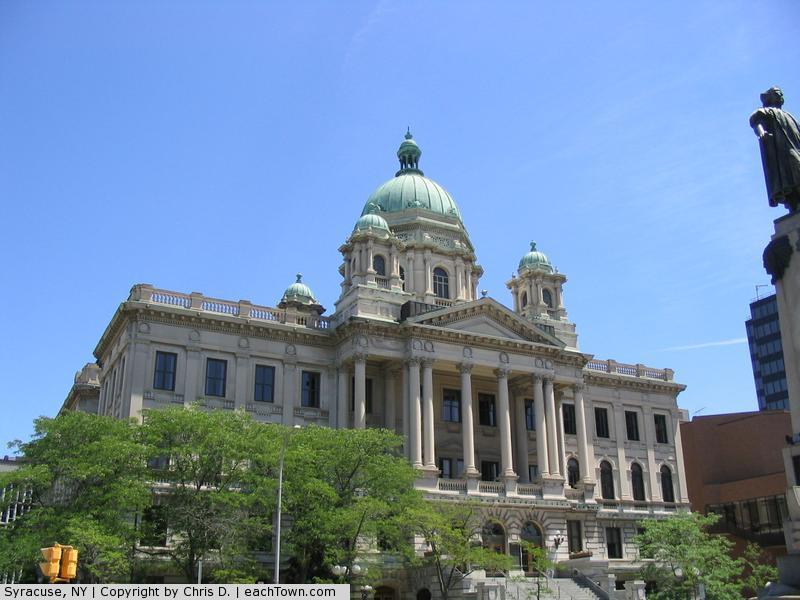 - Syracuse Courthouse