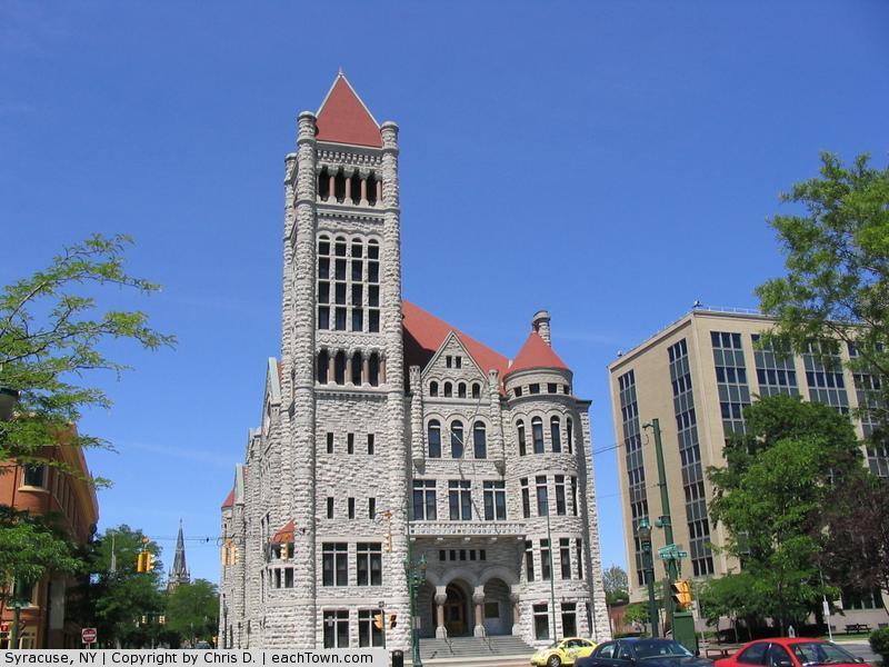 - Syracuse City Hall