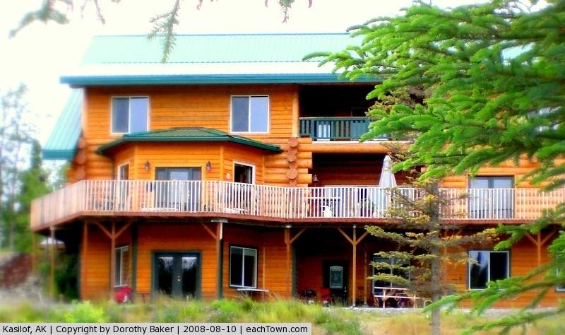 - The Lodge  Crooked Creek Retreat