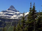 West Glacier, MT - Logan Pass in Glacier National Park