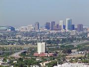 Phoenix, AZ - The Phoenix skyline