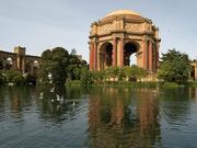 San Francisco, CA - The Palace Of Fine Arts in San Francisco