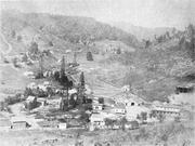 Alvy, WV - Alvy during Oil Boom (circa 1890-1900)