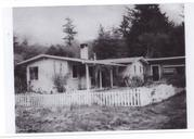 Fort Dick, CA - Ralph Vance Home at extreme end of Mud Hen Rd., Fork to the right