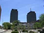 Syracuse, NY - AXA Towers in Syracuse, NY