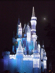 Cinderella's castle, Disney's Magic Kingdom theme park