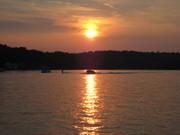 White Lake, NY - Sunset